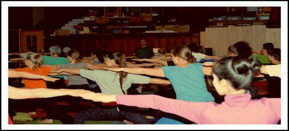 Béla Pete's Open Yoga