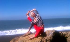 Astrud Castillo is now on Yogis.be yoga directory