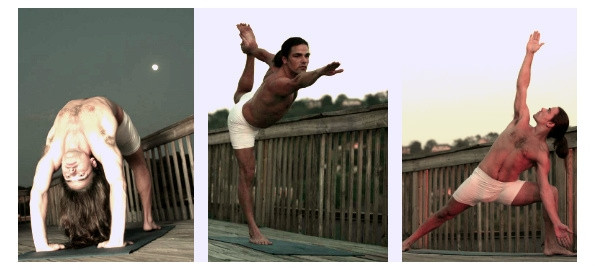 Stephen Fletcher Yoga Teacher