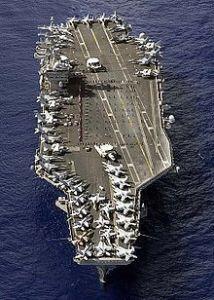 USS Nimitz InfoTek missile defense and Yoga Alliance Yogaplus