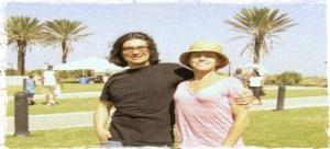 Friends Brian Castellani & Paula Puapolo | Yoganomics