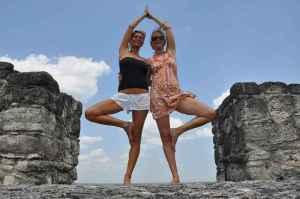 Explora México Yoga con Yoganomics