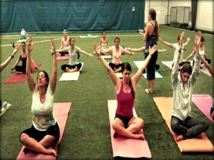 Newtown Yoga Festival | Sandyhook Elementary | Yoganomics