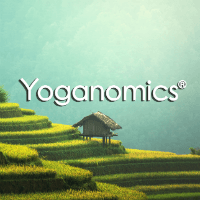 We are the Creative Power of Mindful Media for Business • Yoganomics®
