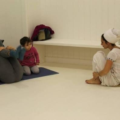 Elisabetta Bagnato insegnante di Yoga