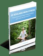 livre pour soulager son stress avec le yoga