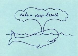 deep-breathing Yoga