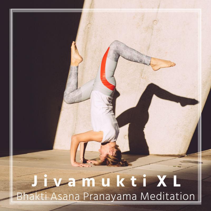 Jivamukti Yoga Hamburg mit Heike Dittmers