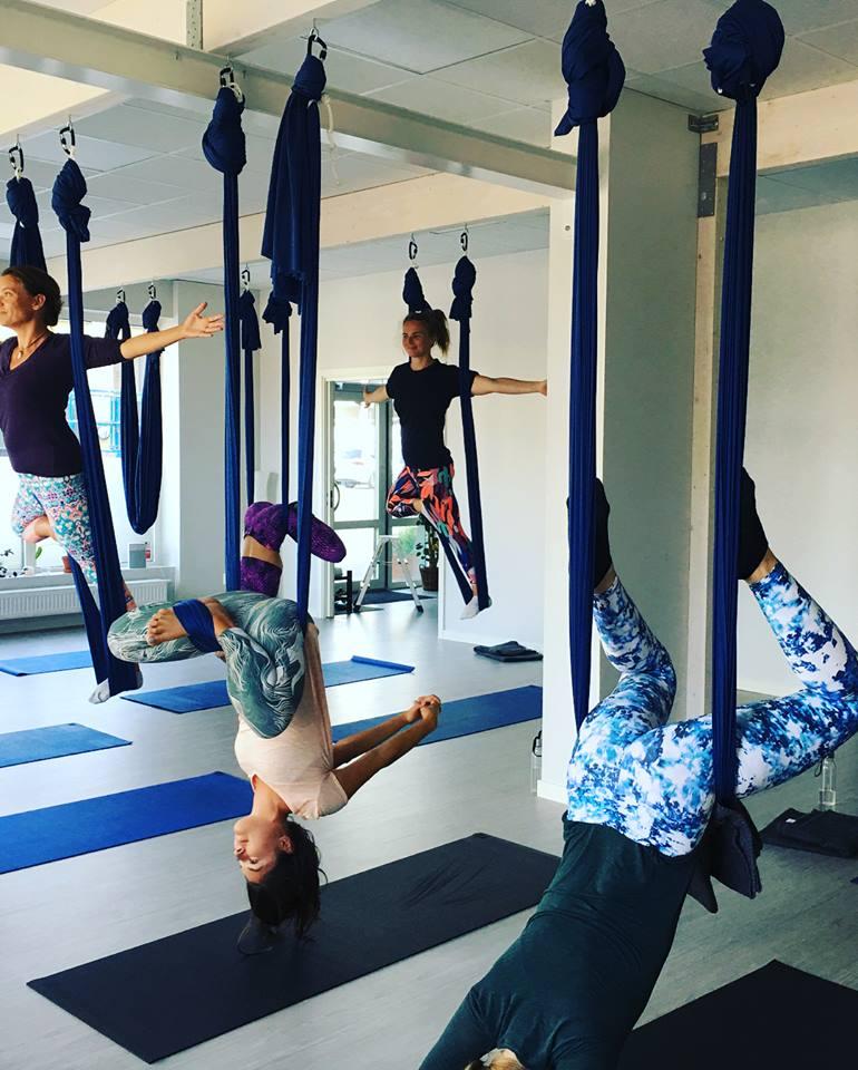 aerial yoga workshop 3