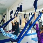 aerial yoga workshop 1