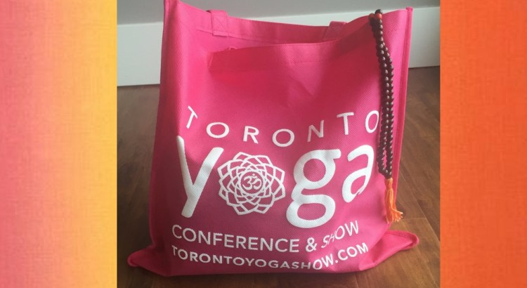 YogaShelf's Recap: Toronto Yoga Conference 2017