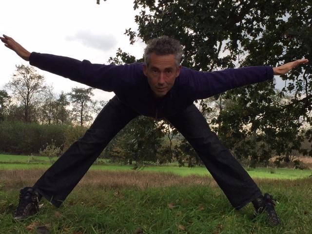 Na de herfstvakantie start een nieuwe serie yogalessen voor mannen