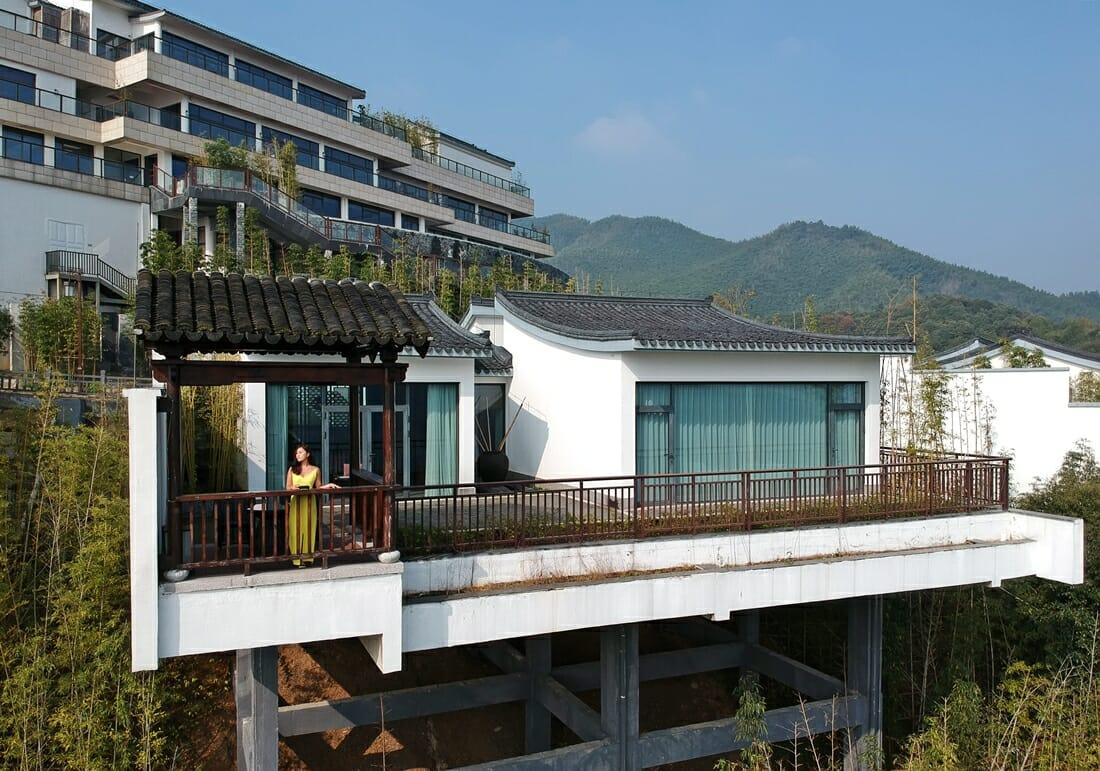 Alila Anji In China Redefining Eco Luxury Amidst Bamboo