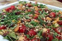 Der Salat!