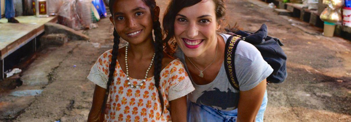 Monique de Yoga y Viajes en Rishikesh