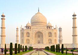 El maravilloso Taj Mahal, Yoga y Viajes