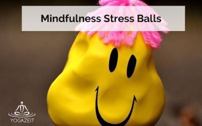 Mindfulness Stress Balls – Squeeze Release