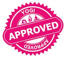 yogiapproved stamp