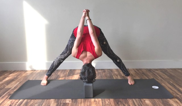 supported-forward-fold-pose