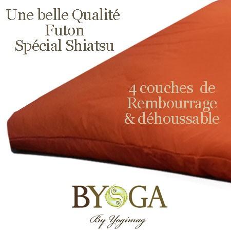 futon shiatsu 140 tapis de massages pro modele medium