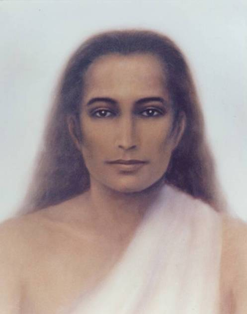 The immortal himalayan Mahavatar and Siddha, Babaji, reviver of Kriya Yoga in our age.,