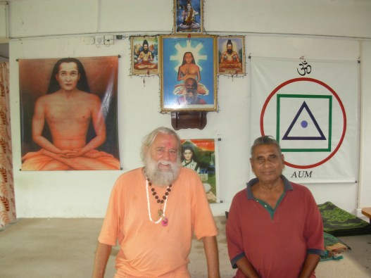 Ayyappa and Candiswamy are two Gurubi's (brother disciples) who worked together in India and Sri Lanka as early as 1971. I recently visited him. He has won Babaji's grace with his pure service.