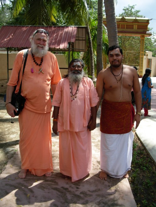 The Muruga temple priests have done a wonderful job in caring for Muruga and his manifestation, Sathguru Babaji.