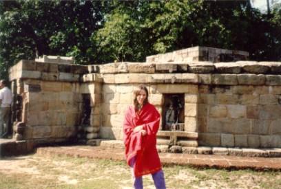 08 Shivagami recieved Kali Chew Mantra