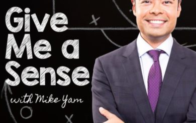 The Give Me A Sense podcast with Mike Yam