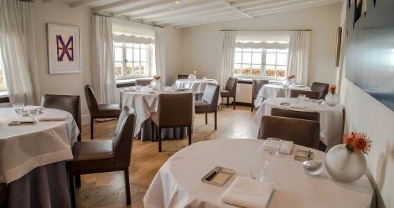 Hof van Cleve - Top 50 Best Restaurants in the World