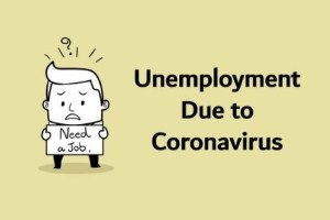 Rise of Unemployment Due to Coronavirus in 2020