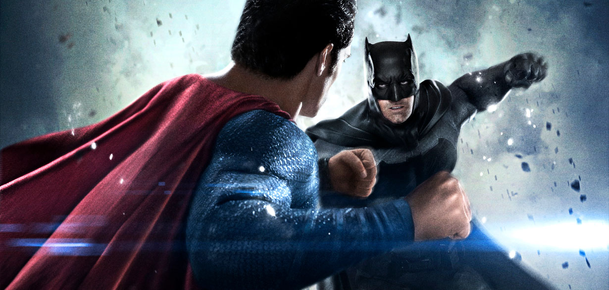 Batman Vs Superman: Dawn of Justice