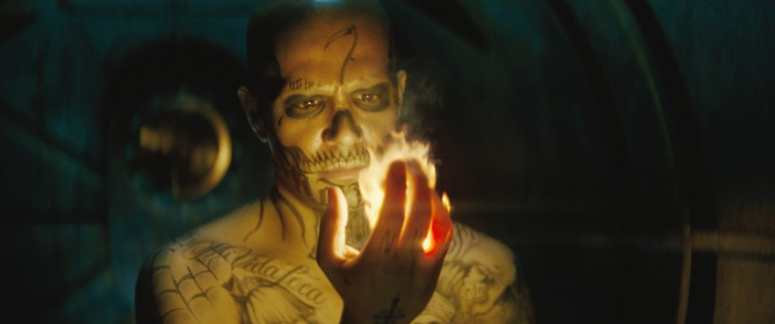 Jay Hernandez is Diablo in Suicide Squad