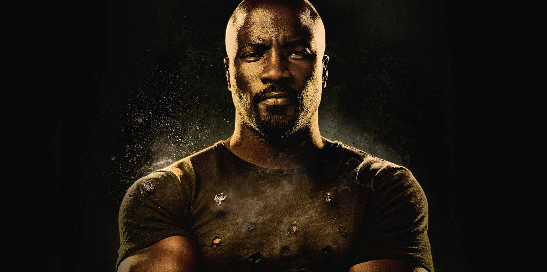 Mike Colter is Luke Cage