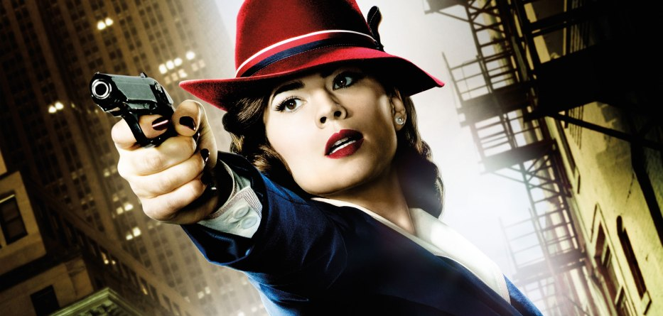 Agent Peggy Carter