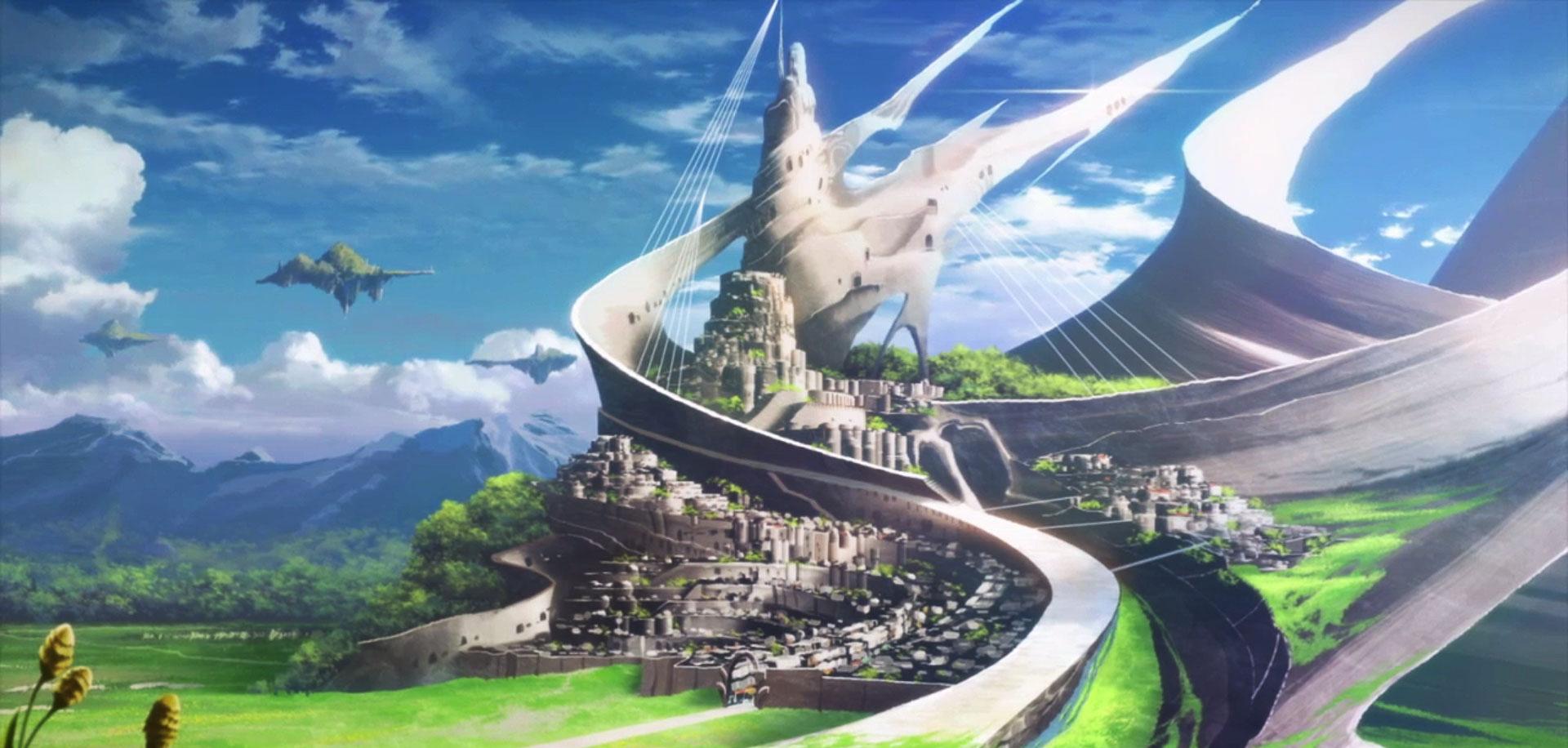 Top 10 Visually Stunning Anime