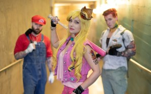 Cosplay Photo Shoot - Punk Rock Mario