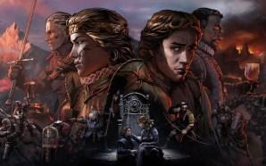 Throne Breaker Art