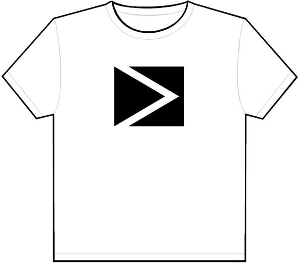 Yogomi Yang White T-Shirt