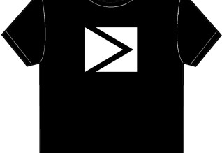 Yogomi Yin Black T-Shirt