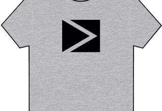 Yogomi Yo Gray T-Shirt