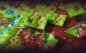 Carcassonne gameplay image