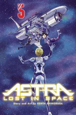 Astra Lost in Space Art