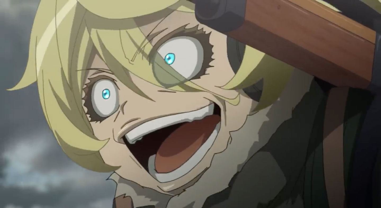 Saga of Tanya the Evil art
