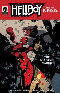 Hellboy one-shot