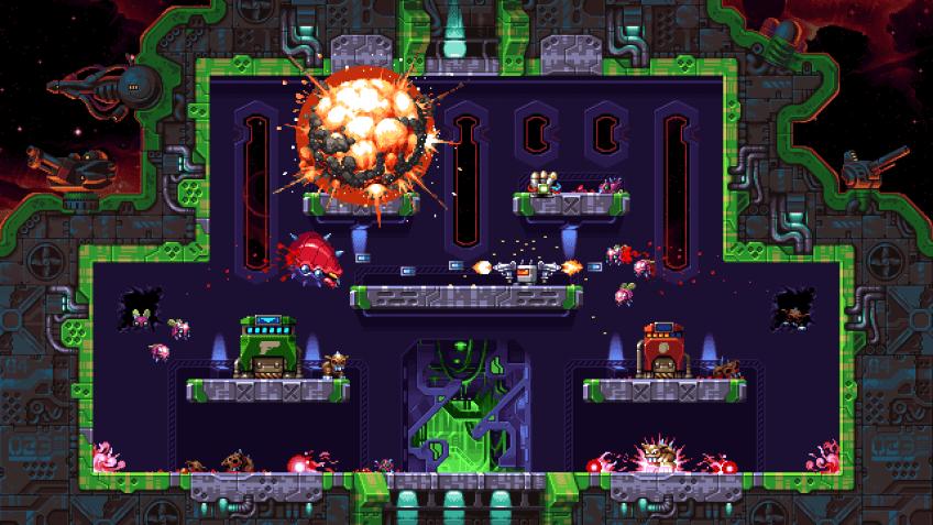 Mutant Alien Assault screenshot