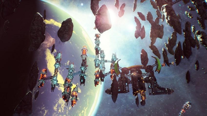Redout Space Assault - Screenshot 2