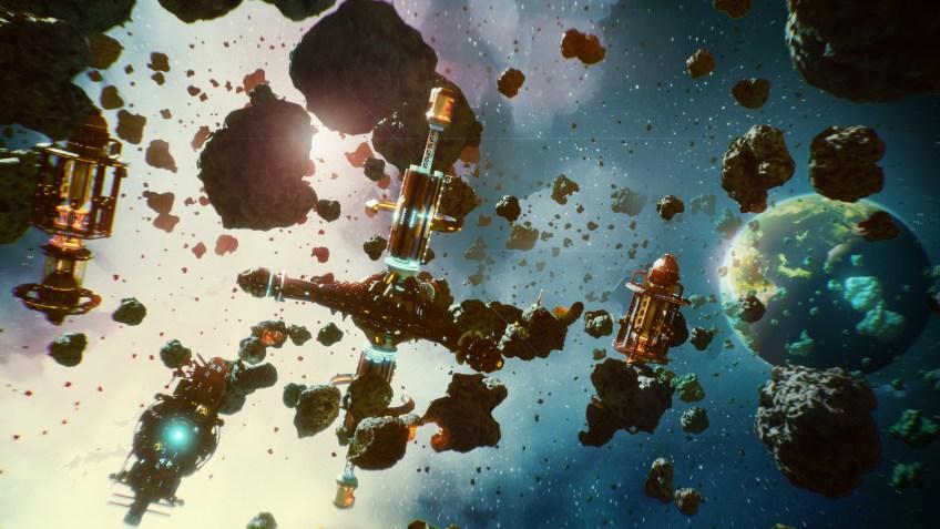 Redout Space Assault - Screenshot 3