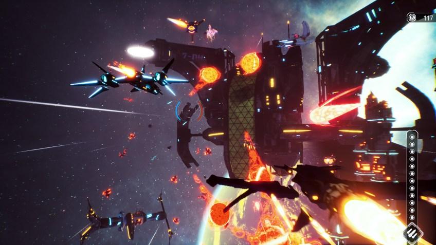 Redout Space Assault - Screenshot 5