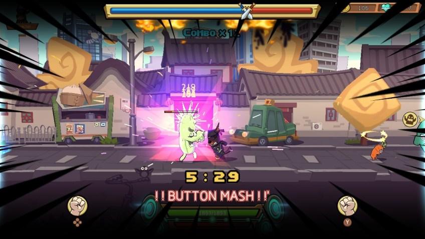 Rhythm Fighter screenshot 1